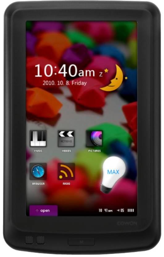 Cowon X7 MP4 Player