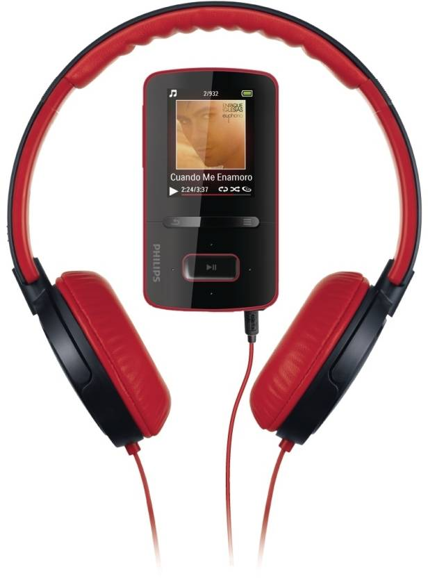 Philips GoGear YMP 25 2 GB MP3 Player