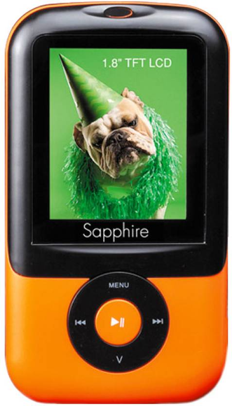 YES YMP SAPPHIRE 8 GB MP3 Video Player/MP4 Player