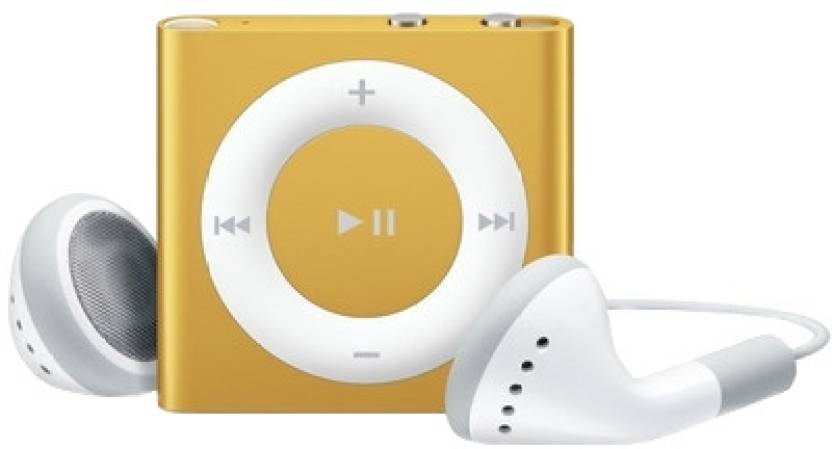 Apple iPod shuffle 4th Generation 4 GB