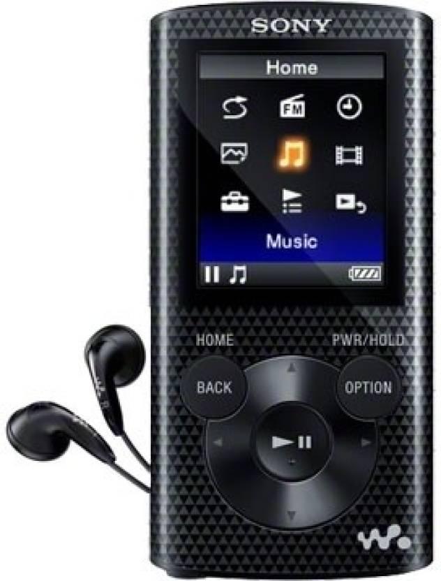 Sony NWZ-E373 4 GB MP4 Player