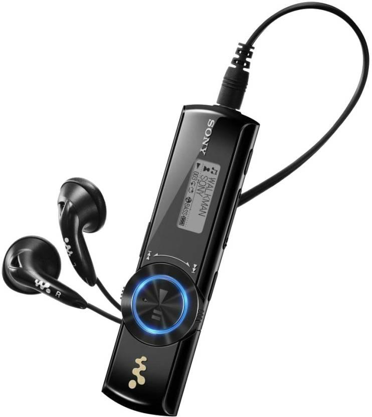 Sony NWZ-B173F 8 GB MP3 Player