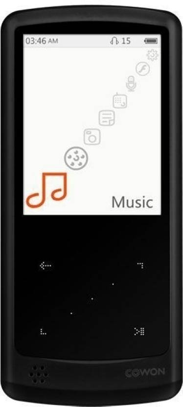 Cowon IAudio 9 128 GB MP3 Player