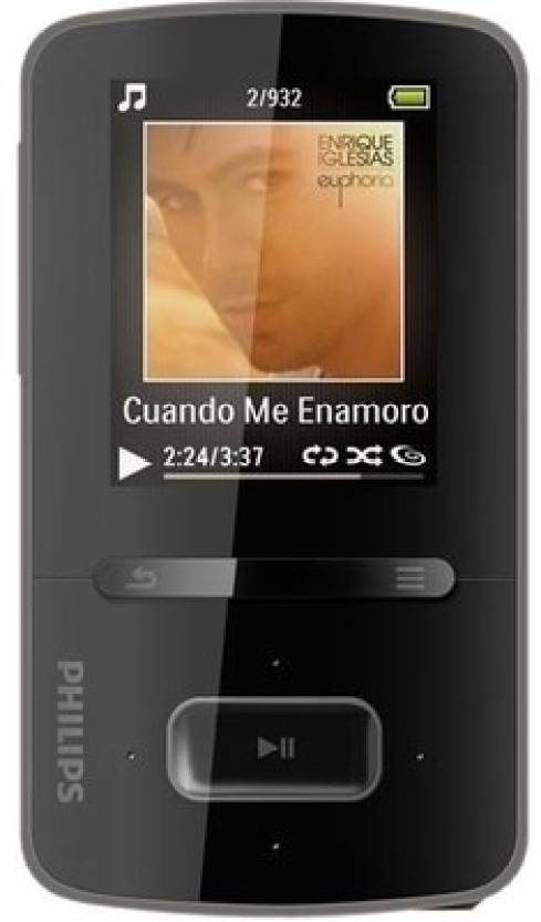 Philips GoGear ViBE 32 GB MP3 Player