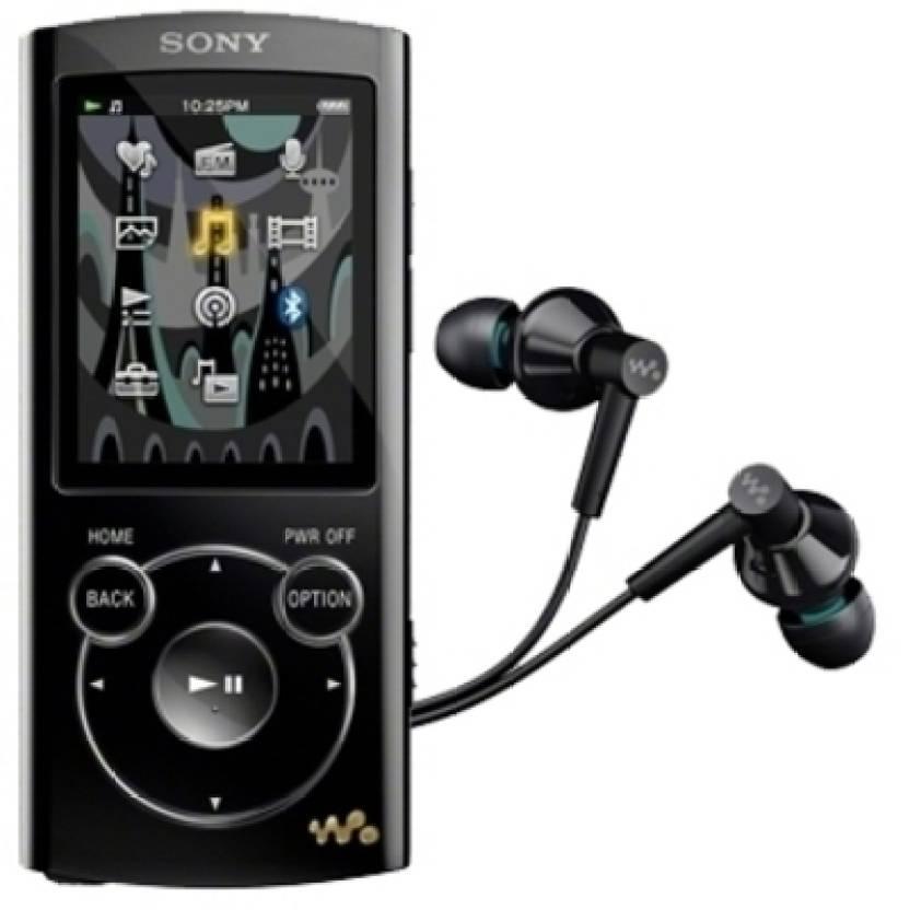 Sony NWZ-S764 8 GB MP4 Player