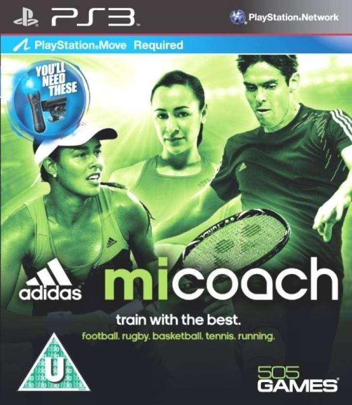 Adidas MiCoach (Move Required)