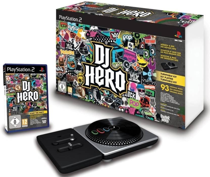 DJ Hero - Turntable Kit