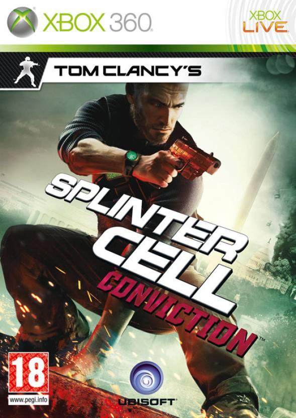 Tom Clancy's : Splinter Cell Conviction
