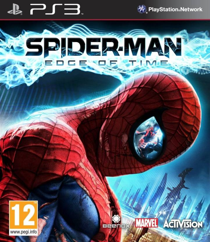 Spiderman - Edge Of Time