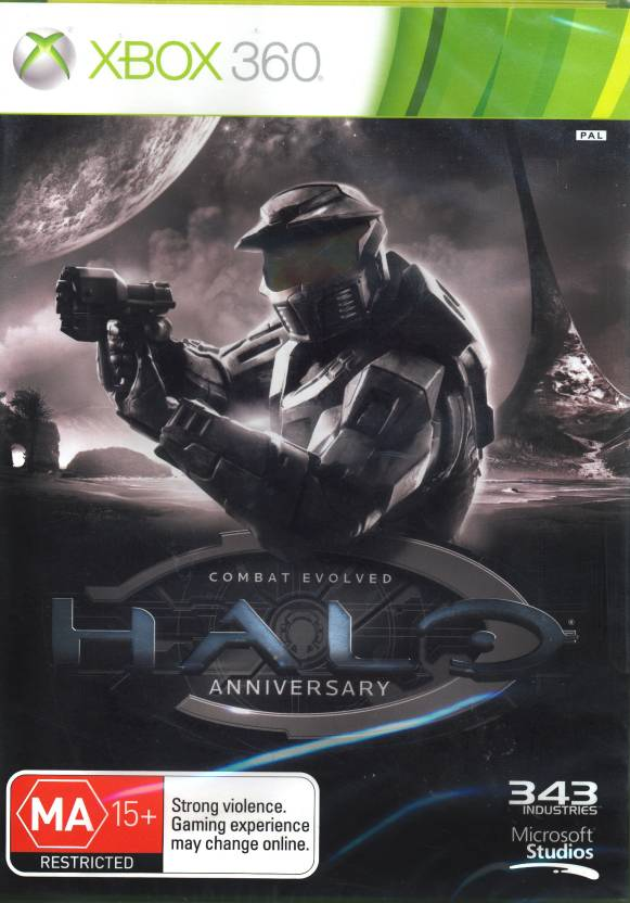 Halo: Combat Evolved Anniversary Price in India - Buy Halo