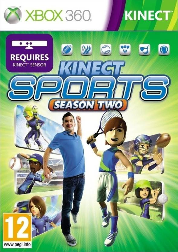 Kinect Sports Season 2 (Kinect Required)