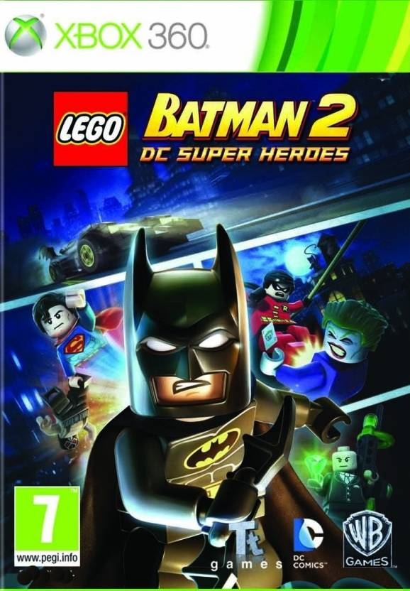 Lego Batman 2: DC Super Heroes (Special Edition)