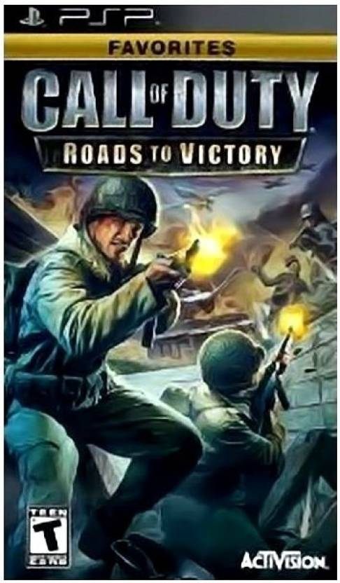 Call Of Duty : Roads To Victory