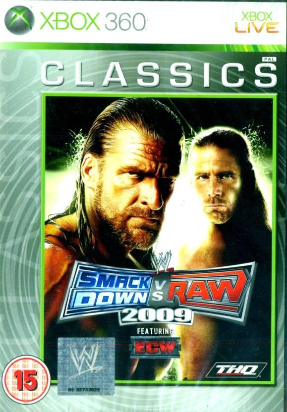 WWE SmackDown Vs Raw 2009 [Classics]