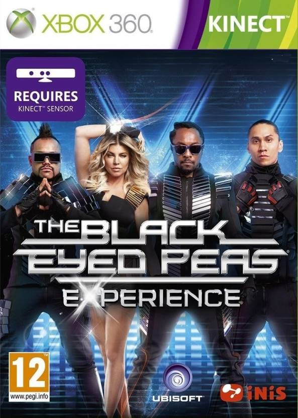 The Black Eyed Peas Experience (Kinect Required)