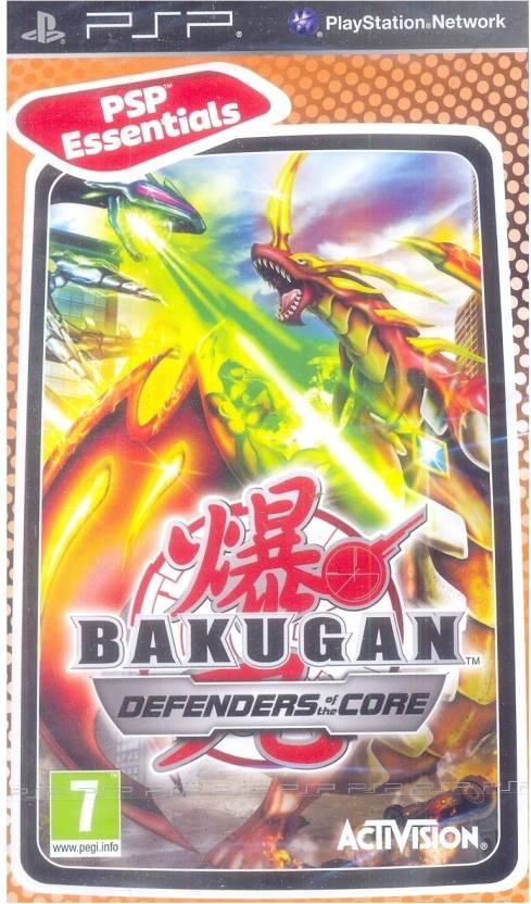 Bakugan Battle Brawlers - Defender Of The Core