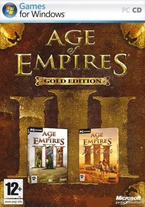Age Of Empires III (Gold Edition)
