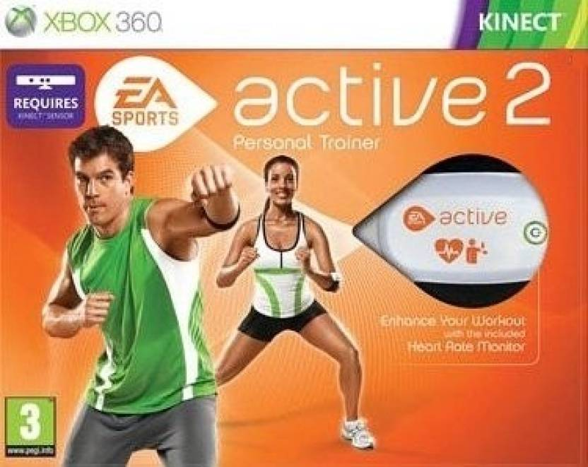 EA Sports Active 2: Personal Trainer (Kinect Required)
