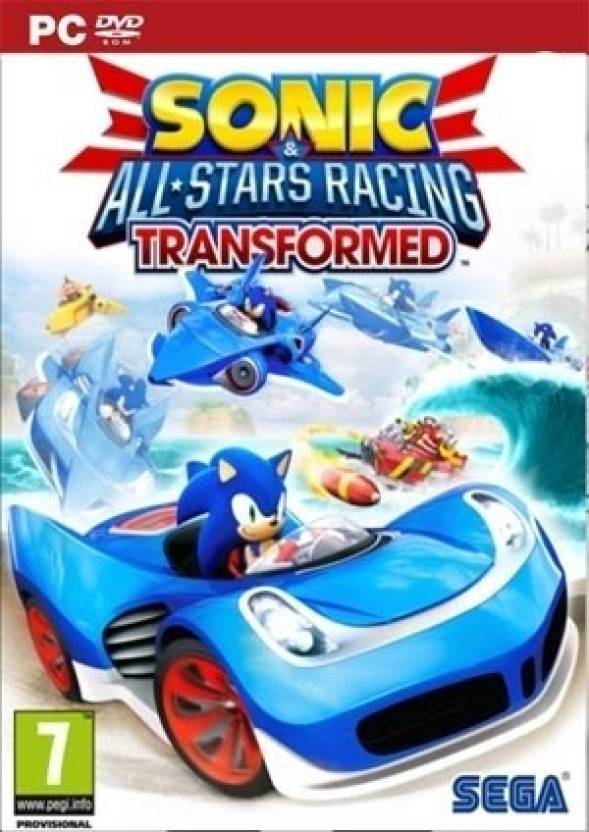 Sonic & All Star Racing Transformed