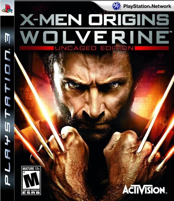 X-Men Origins : Wolverine (Uncaged Edition)