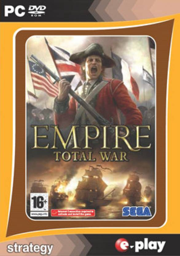 Empire and Napoleon Total War Collection (Game Of The Year Edition)
