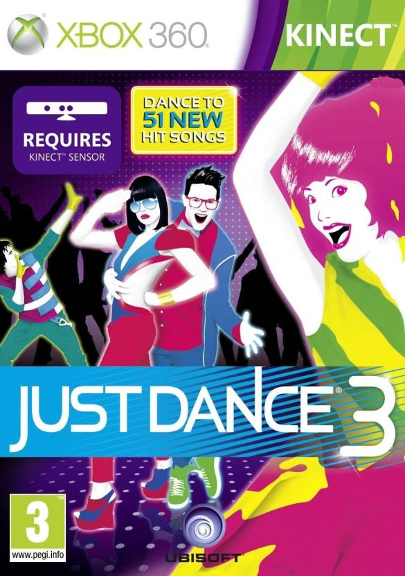 Just Dance 3 (Kinect Required)