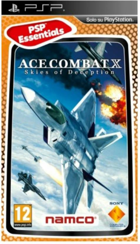 Ace Combat X- Skies of Deception