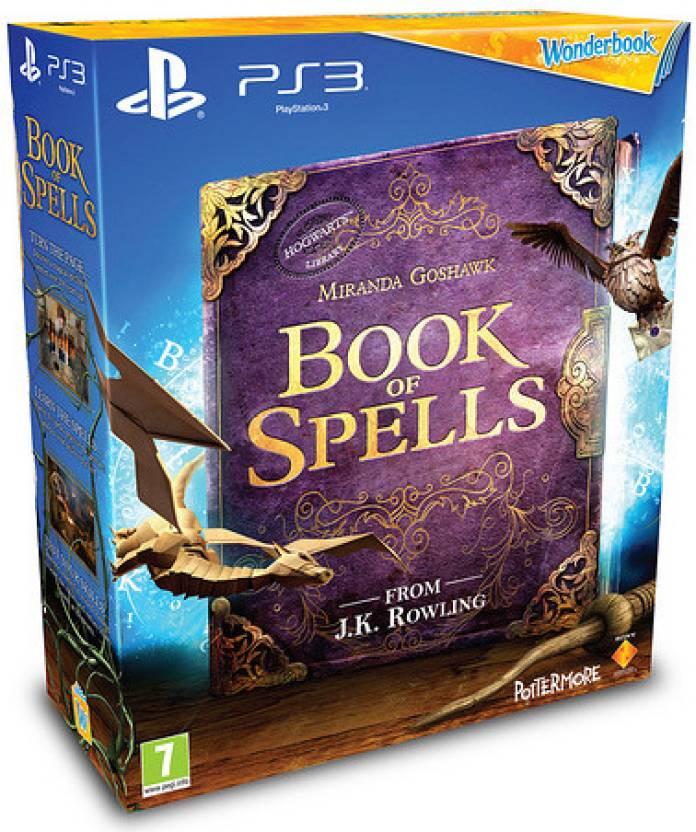 Wonderbook: Book Of Spells (Move Required)