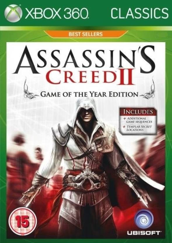 Assassin's Creed II (Game Of The Year Edition)