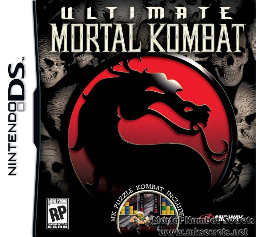 Ultimate : Mortal Kombat