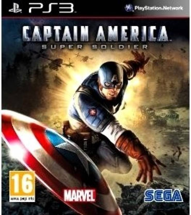 d0d7d695d1 Captain America : Super Soldier Price in India - Buy Captain America ...