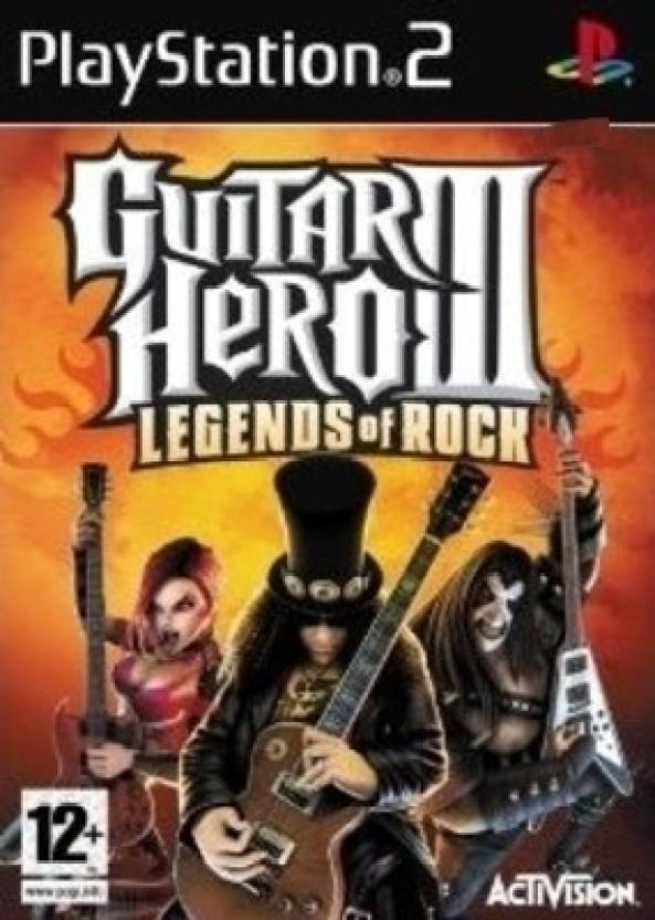 Guitar Hero III : Legend Of Rock