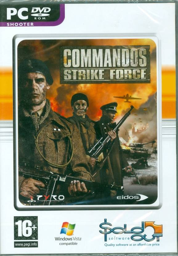 Commandos : Strike Force