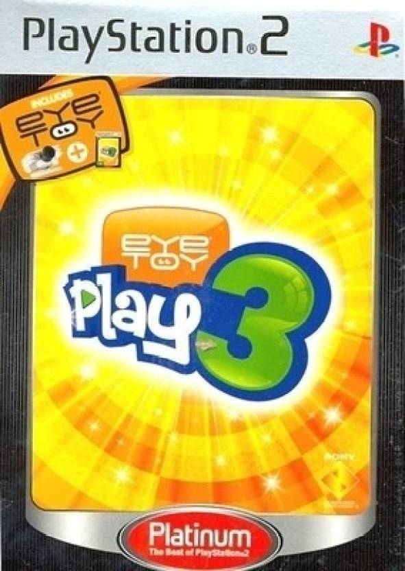 EyeToy: Play 3 (With Camera)