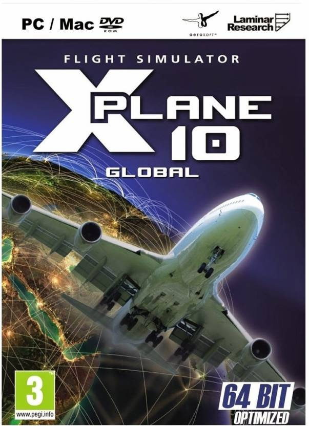 X Plane 10 Flight Simulator