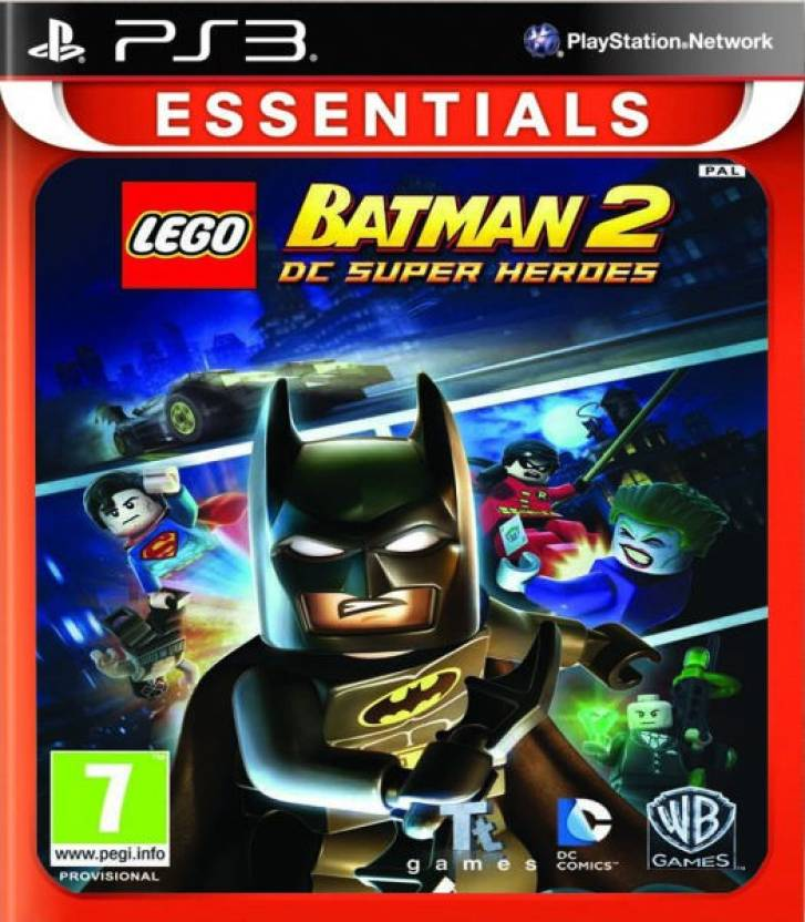 Lego Batman 2: DC Super Heroes (Special Edition) Price in India