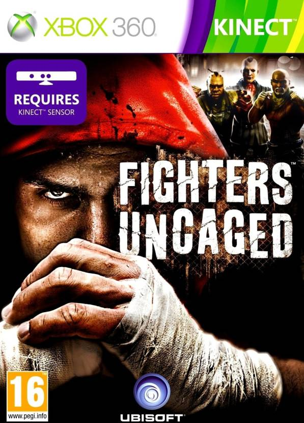 Fighters Uncaged (Kinect Required)