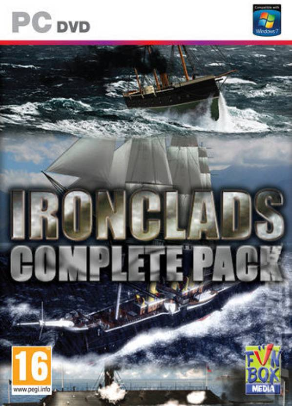 Iron Clads (Complete Pack)