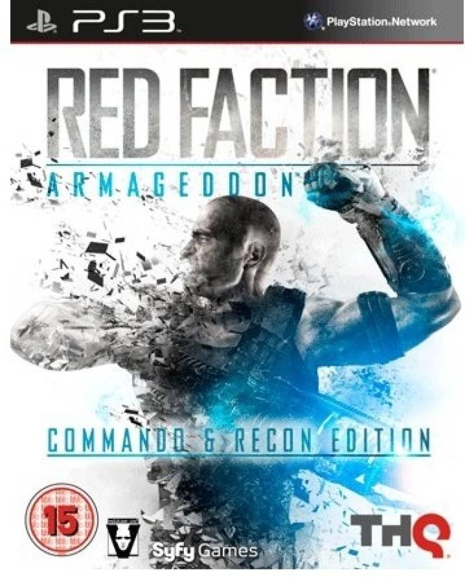 Red Faction Armageddon - Commando & Recon (Limited Edition)