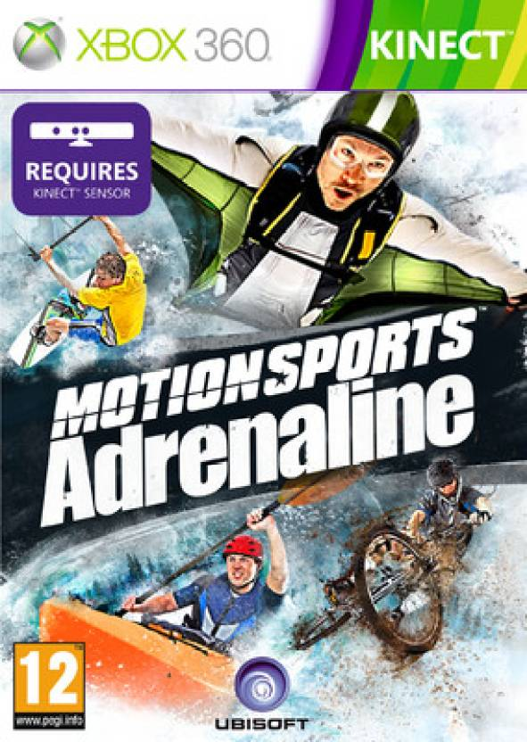 Motionsport Adrenaline (Kinect Required)