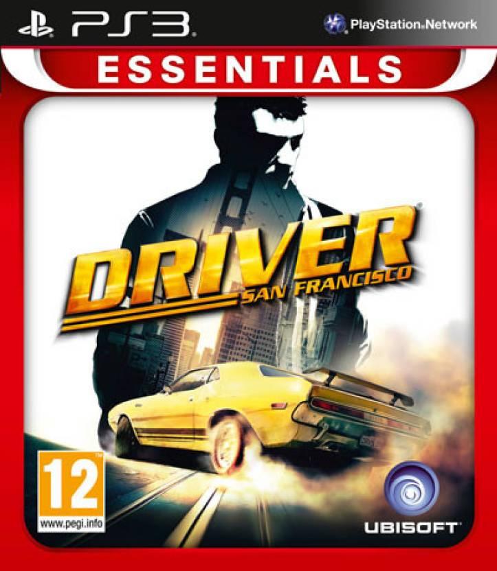 Driver: San Francisco [Essentials]