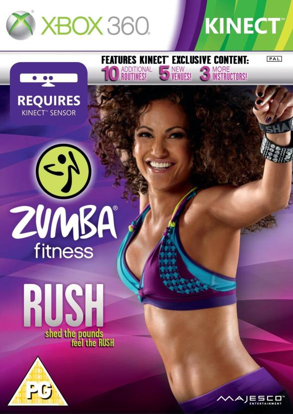 Zumba Fitness Rush (Kinect Required)