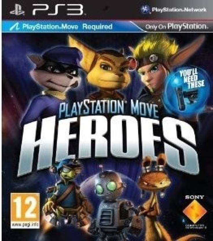 PlayStation Move Heroes (Move Required)