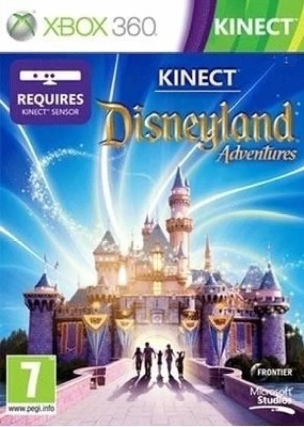 Kinect Disneyland Adventures (Kinect Required)
