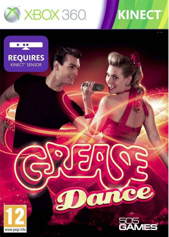 Grease Dance (Kinect Required)