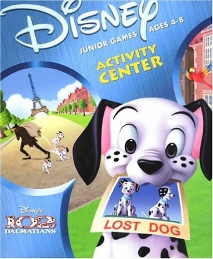 Disney's 102 Dalmatians Activity Center Lost Dog