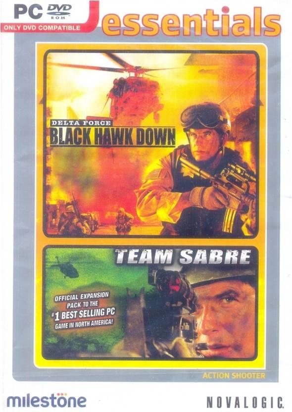Delta Force : Black Hawk Down + Team Sabre