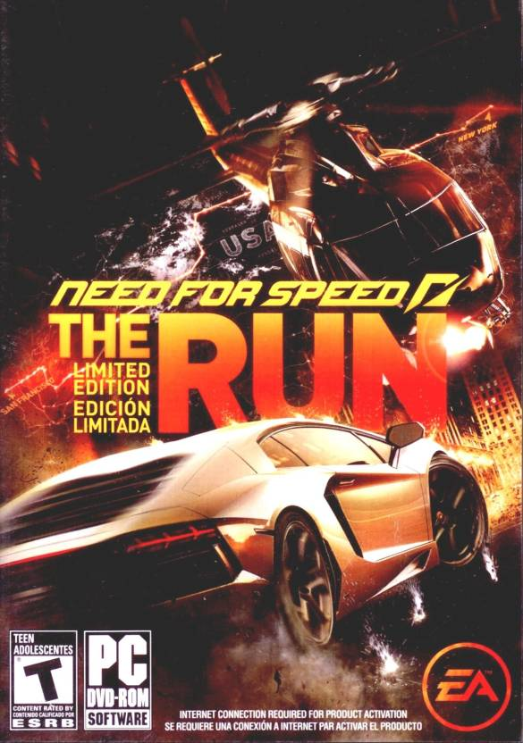 Need For Speed: The Run (Limited Edition)