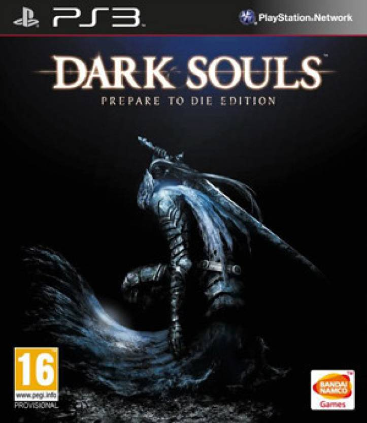 Dark Souls (Game Of The Year Editon) (Prepare to Die Edition)