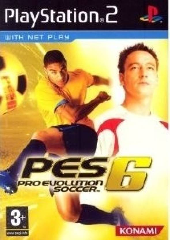 49ab6adc93d5e Pro Evolution Soccer 6 PES Games PS2 - Price In India. Buy Pro ...